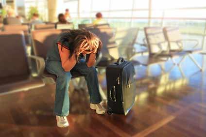 Nechte si na letištěi dostatek času na přestup