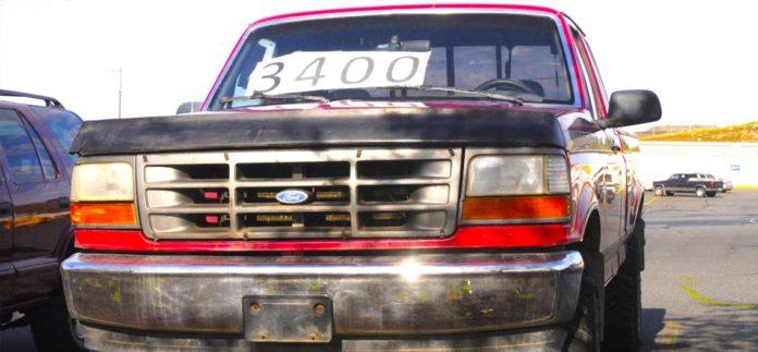 Jak koupit ojeté auto v USA