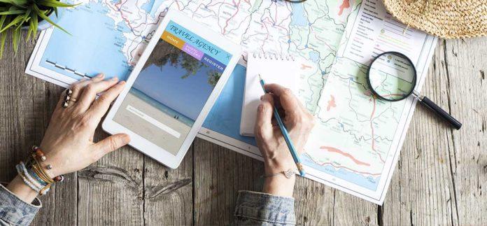 Plánování dovolené v USA
