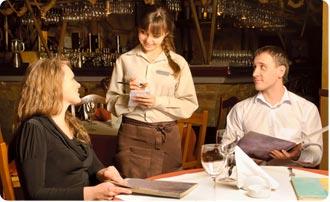 Restaurace v USA