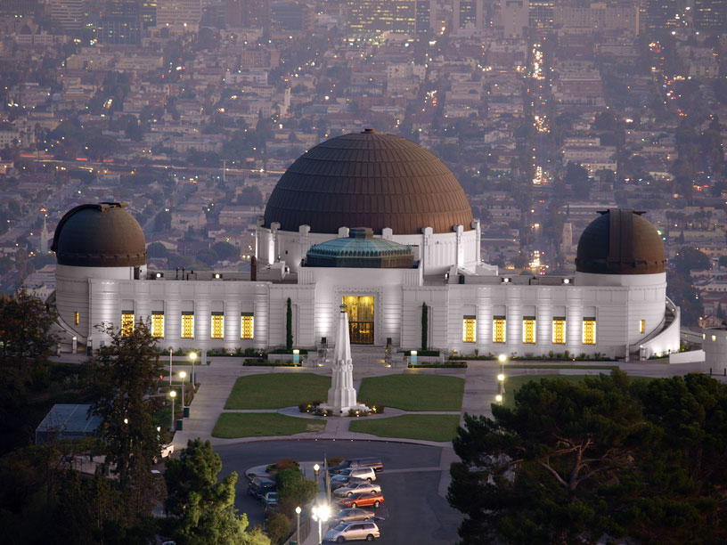 Griffith park observatory - Los Angeles