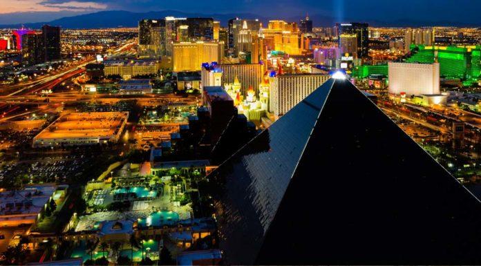 Hotely v Las Vegas