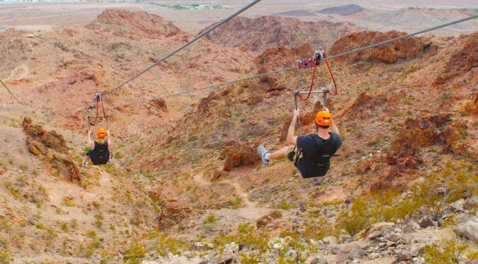 Las Vegas lanová dráha