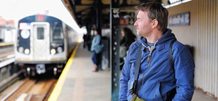 Cestování v metru New York