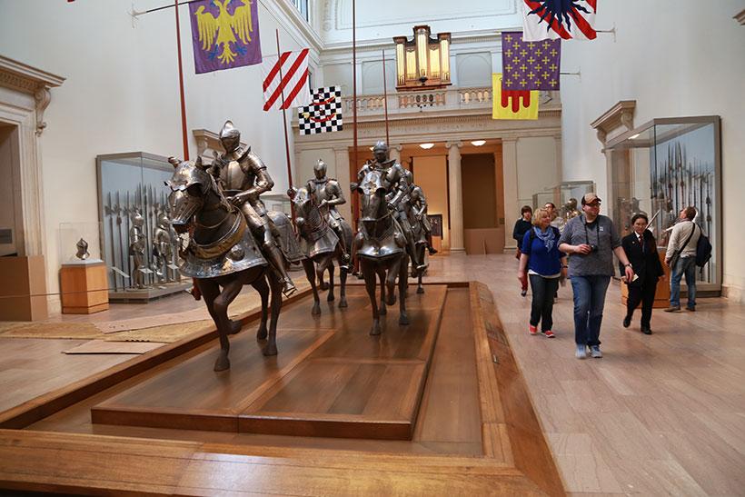 Metropolitní muzeum umění v New Yorku