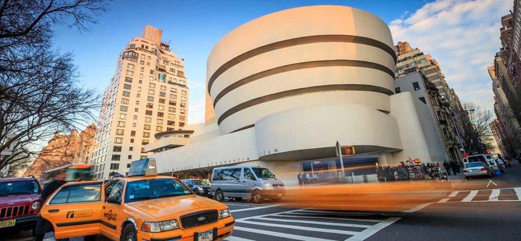 Guggenheim Muzeum moderního umění v New Yorku