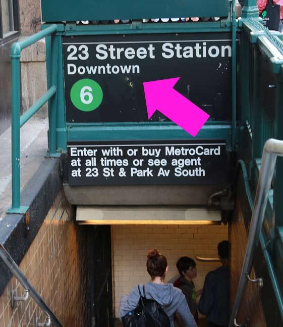 Metro v New Yorku