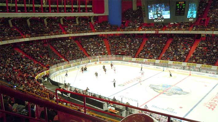 Vstupenky na zápasy NHL