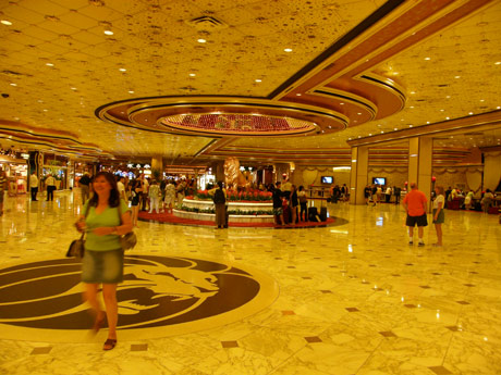 HOTEL MGM LAS VEGAS