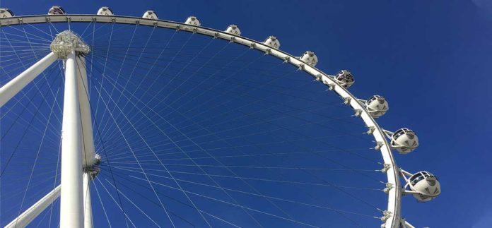 Vyhlídkové kolo v Las Vegas