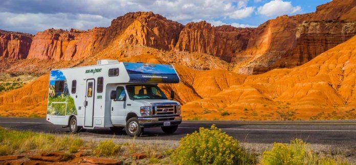 Půjčovna karavanů do USA
