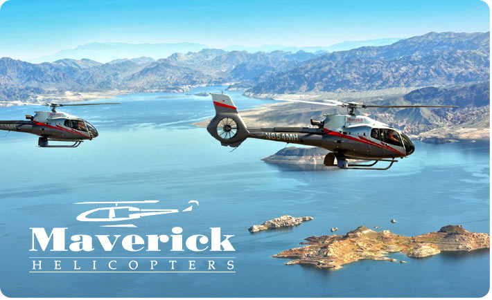Helikoptérou Grand Canyon