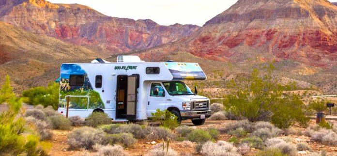 Půjčení karavanu v USA