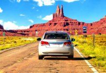 Půjčení auta v USA