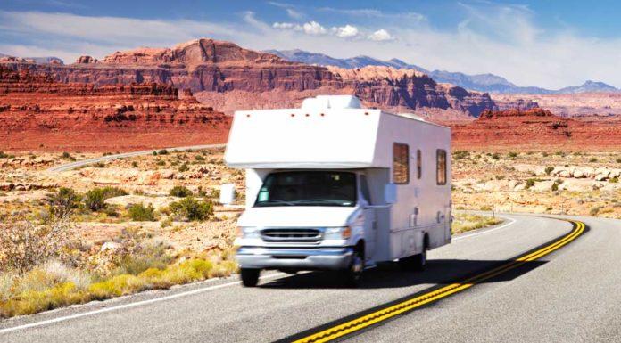 Půjčení karavanů při dovolené v USA