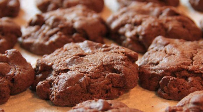 Recept na americká čokoládová cookies