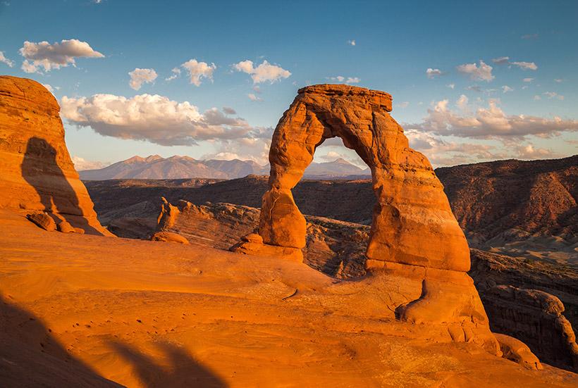 Národní park Arches USA