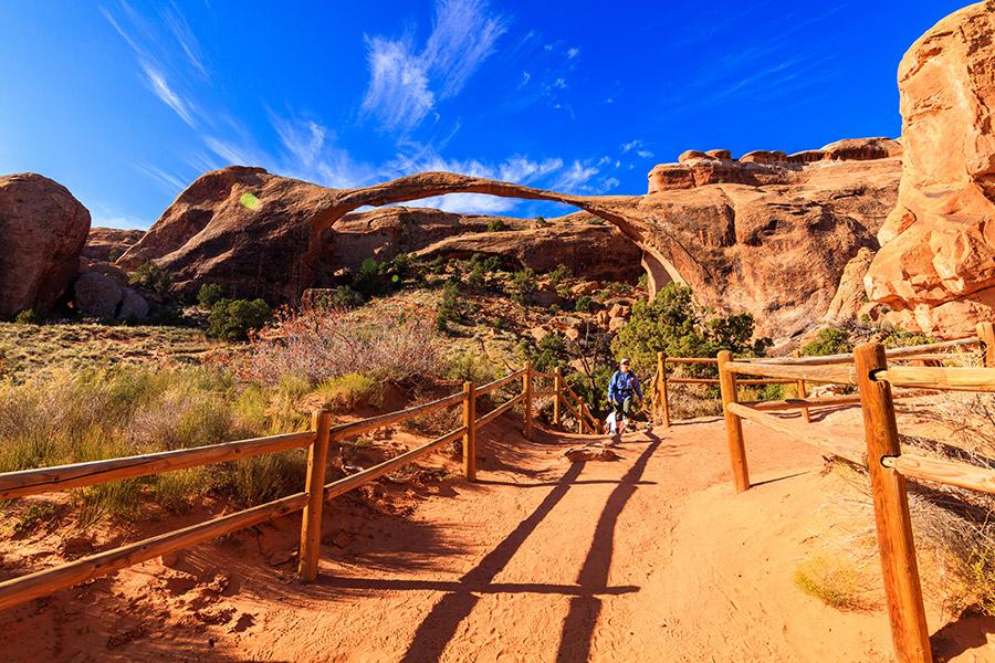 Park Arches v Utahu