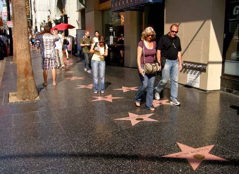 Chodník slávy v Los Angeles
