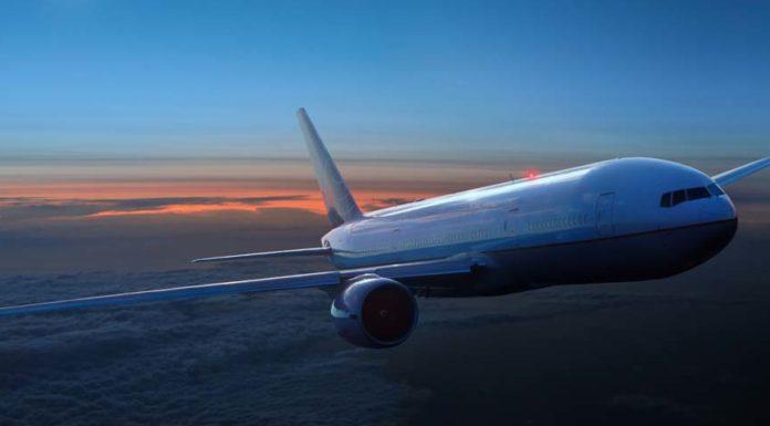 Vnitrostátní lety v USA