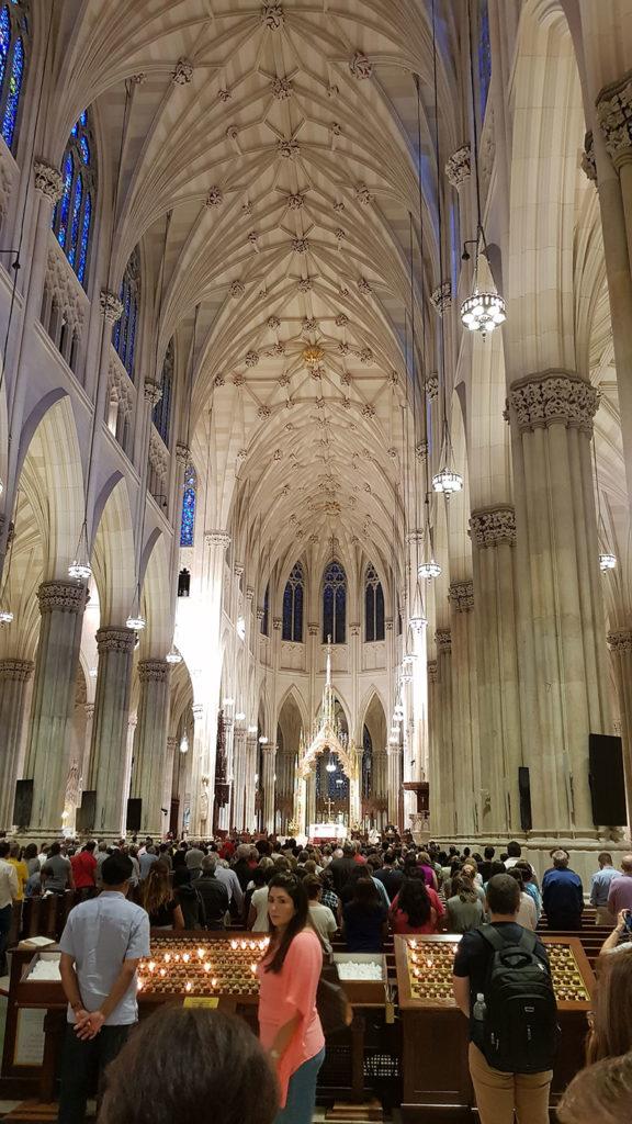 Katedrála New York
