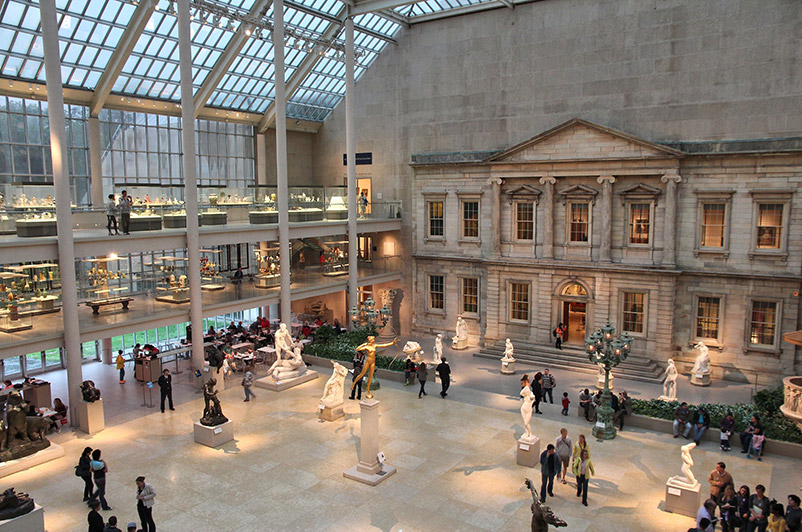 Metropolitní Muzeum New York
