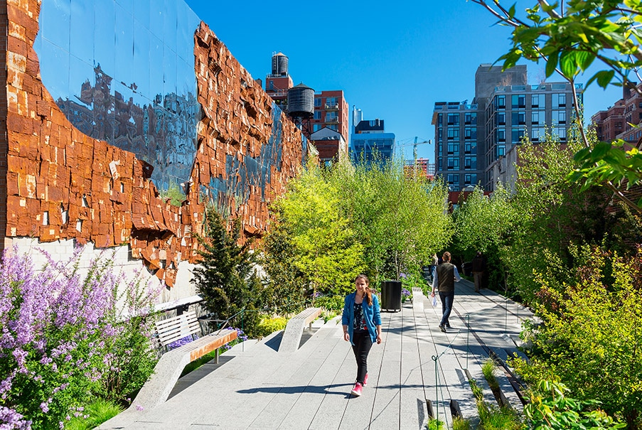 High Line - Manhattan