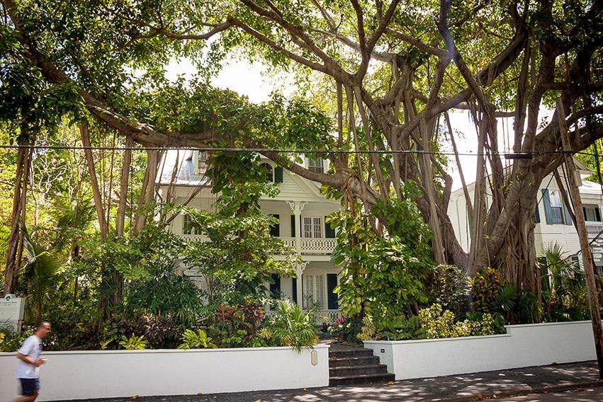Domy na Key Westu