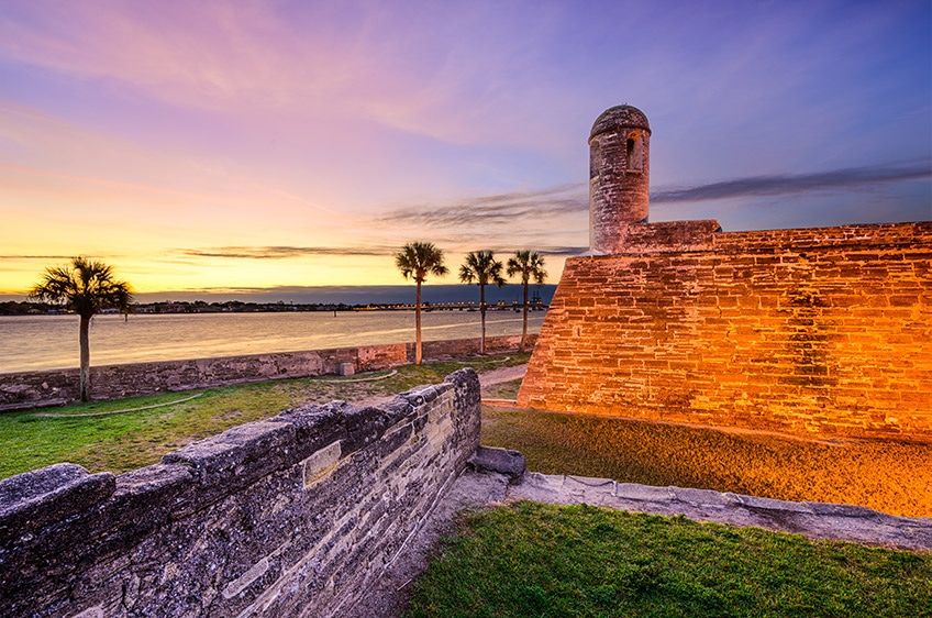 St. Augustine na Floridě